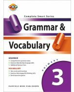 Complete Smart Series Grammar & Vocabulary Primary 3