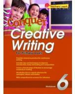 Conquer Creative Writing For Primary Levels 6