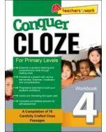 Conquer Cloze Workbook 4