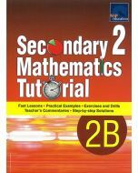 Secondary 2 Mathematics Tutorial 2B