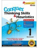 Conquer Thinking Skills & Heuristics Workbook 1