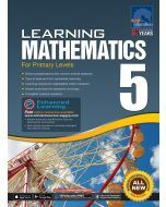 Learning Mathematics Book 5
