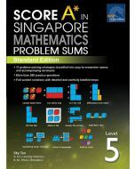 Score A in Singapore Maths Problem Sums Level 5 (Standard)