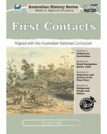 First Contacts: Australian History Series Book 4