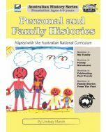 Personal and Family Histories: Australian History Series Foundation