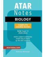 ATAR Notes: HSC Year 11 Biology Notes