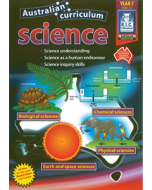 Australian Curriculum Science Year 7 (Ages 12+)