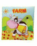 My First Squeaky Touch and Feel Discovery Book: Farm