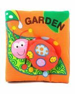 My First Squeaky Touch and Feel Discovery Book: Garden