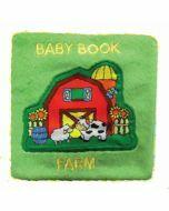 Plush Baby Book: Farm