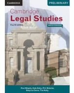 Cambridge Preliminary Legal Studies 4E (Print and Digital)