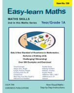 Basic Skills - Easy Learn Maths 1A (Basic Skills No. 130)