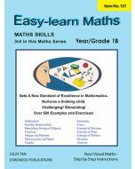 Basic Skills - Easy Learn Maths 1B (Basic Skills No. 131)