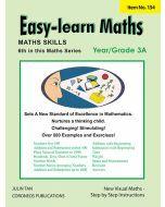 Basic Skills - Easy Learn Maths 3A (Basic Skills No. 134)
