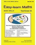 Basic Skills - Easy Learn Maths 5A (Basic Skills No. 138)