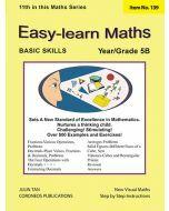 Basic Skills - Easy Learn Maths 5B (Basic Skills No. 139)