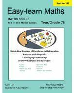 Basic Skills - Easy Learn Maths 7B  Years 6-8 (Basic Skills No. 143)
