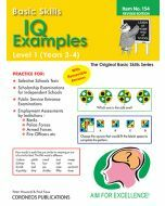 IQ Examples Level 1 Yrs 3 to 4 (Basic Skills No. 154)
