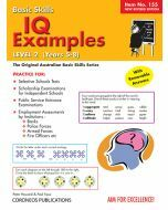 IQ Examples Level 2 Yrs 5 to 8 (Basic Skills No. 155)