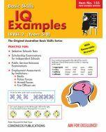 IQ Examples Level 2 Yrs 5 to 8 (Basic Skills No. 155)