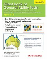 Giant book of General Ability Tests Years 5-8 (Basic Skills No. 176)