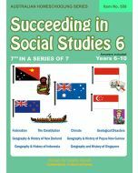 Succeeding in Social Studies Year 6 (Title No. 509)