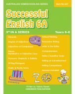 Successful English 6A (Years 6-8) (Item no. 547)