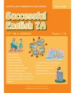 Successful English 7A (Years 7-9) (Item no. 558)