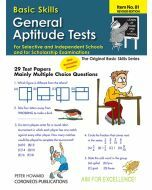 General Aptitude Tests for Selective Yrs 5 to 8 (Basic Skills No. 81)