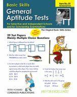 General Aptitude Tests for Selective Yrs 5 to 8 (Basic Skills No. 81)