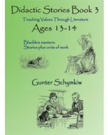 Didactic Stories 3 Ages 13 to 14 (BLM)