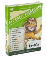 Fitzroy Phonic Readers - Box 1X-10X