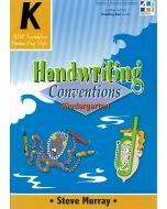 Handwriting Conventions K (NSW Foundation Handwriting Style)