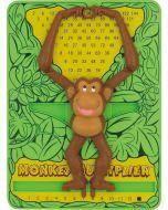 Monkey Multiplier (Ages 4+)