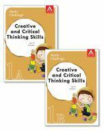 Maths Challenge Creative & Critical Thinking Skills Level 1 Bundle