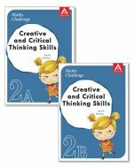 Maths Challenge Creative & Critical Thinking Skills Level 2 Bundle