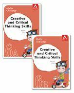 Maths Challenge Creative & Critical Thinking Skills Level 6 Advanced Bundle