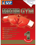 Maths Gym For Secondary 1 (for extension students)