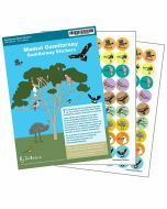 Gamilaraay Merit Stickers (1 pack)