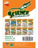 Science Adventures Issues 51-60 Connect Pack (Ages 6-9)