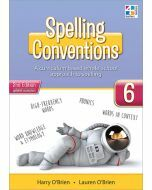 Spelling Conventions Book 6 (2ed)