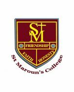 St Maroun's College Year 9 2020