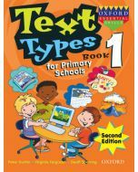 Text Types for Primary Schools Book 1 Second Edition