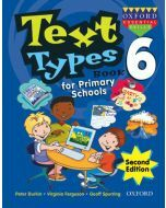 Text Types for Primary Schools Book 6 Second Edition [On backorder until Apr 2020]