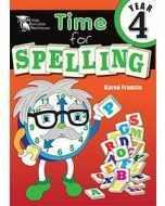 Time For Spelling 4