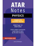 ATAR Notes: HSC Year 12 Physics Notes