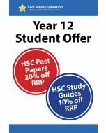 Year 12 Student Offer - Past Papers & Study Guides