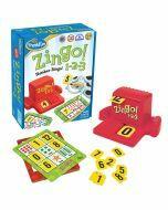 Zingo! 1-2-3 Number Bingo! (Ages 4+)
