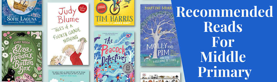 Recommended Reads For Middle Primary Students
