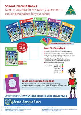 Download FSE School Exercise Books brochure